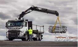 Forklift & Lorry mounted crane Training